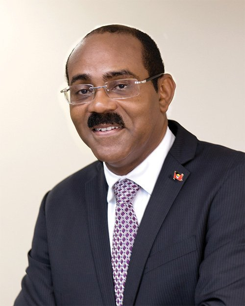 Antigua and Barbuda PrimeMinister Hon. Gaston Browne